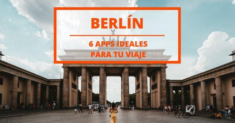 6 aplicaciones para explorar Berlín como un verdadero local