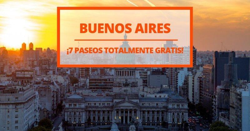 Buenos Aires: 7 lugares para visitar gratis