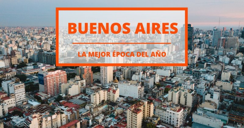 ¿Cuál es la mejor época para viajar a Buenos Aires?
