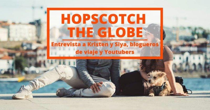 Hopscotch The Globe: viajar para inspirar como Kristen y Siya.