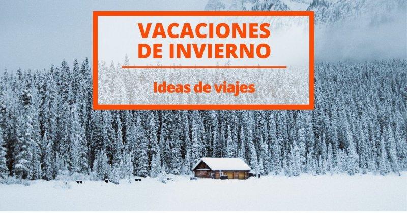¿Por qué viajar en invierno es una buena idea?