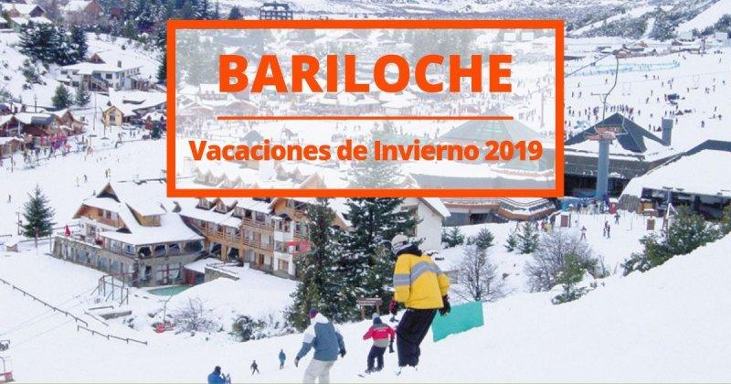 ¿Qué hacer en Bariloche en invierno?
