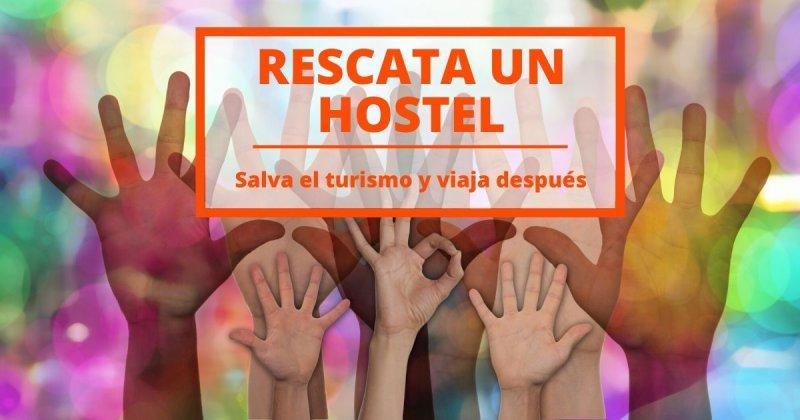 Rescata un hostel
