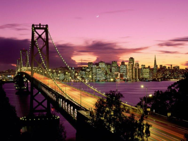San Francisco, la ciudad de la bahía