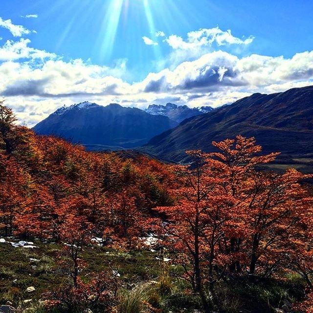viaje a la patagonia - laguna de los tres