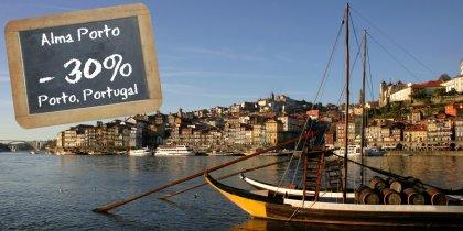 Alma Porto Hostel -30%