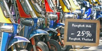Bangkok Hub Thailand - 25%