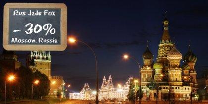 Hostel Rus-Jade Fox Moscow -30%
