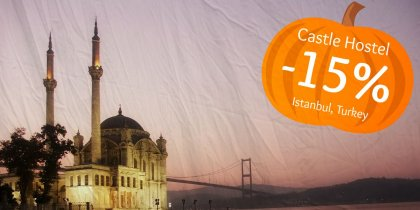 15% discount in Istanbul