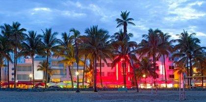 Miami South Beachin designhostellit ja budjettimajoitukset