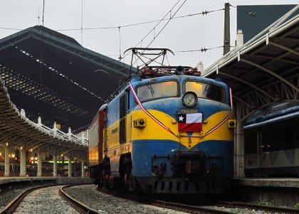 Juna Santiago de Chilessä