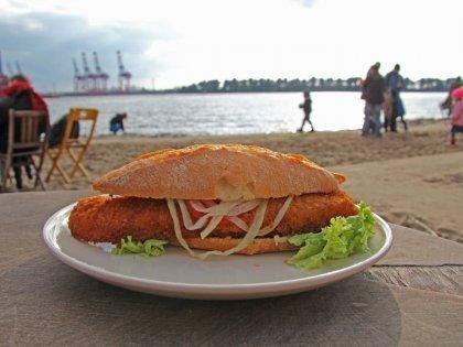 Hampurin kalavoileipä