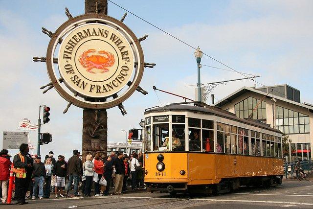 Koe San Francisco hostellibudjetilla