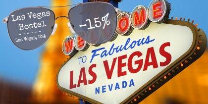 Las Vegas Hostel -15%