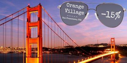 Orange Village -15%