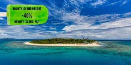 Bounty Island Resort Hostel -40%