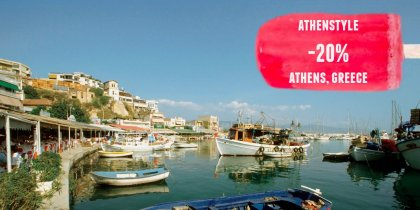 Athenstyle Hostel -20%