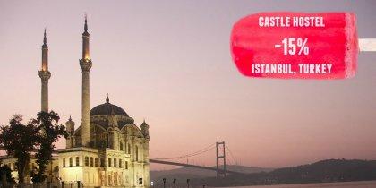 Castle Hostel -15%