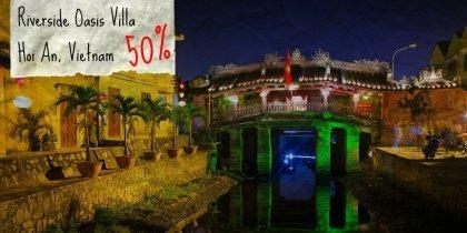 Riverside Oasis Villa, Hoi An Vietnam