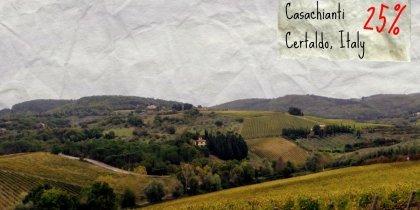 Casachanti, Certaldo Italia
