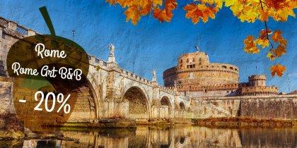 Rome Art B&B -20%