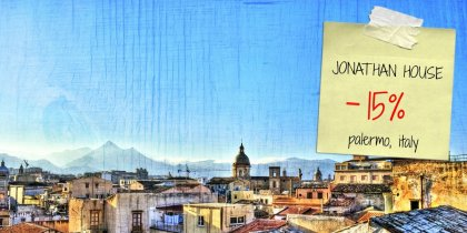 Save 15% on your stay in Palermo
