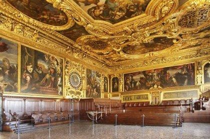 Dogen palatsin sisustus