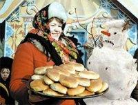 Venäjällä juhlitaan maslenitsaa!