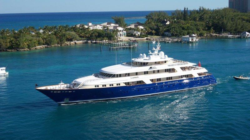 Job d'été Yacht