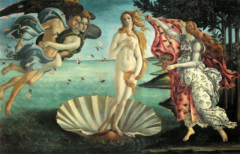 Venere di Botticelli Firenze (big)