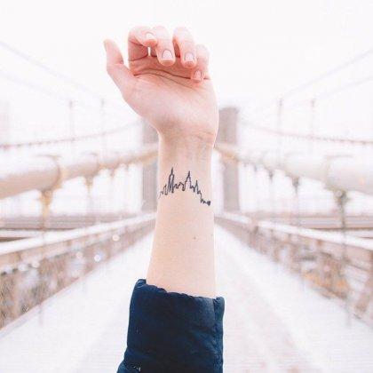 Des Tatouages Que Vous Pouvez Faire Pour Representer Vos Voyages
