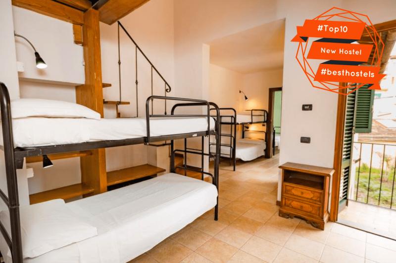 Auberge New Hostel Florence
