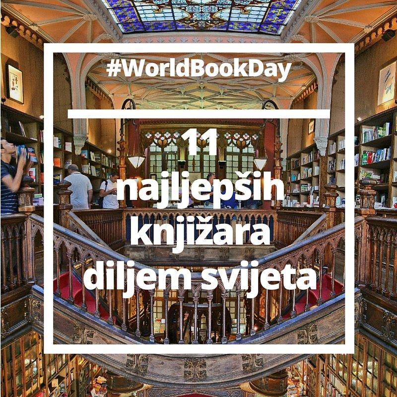 11 najljepših knjižara diljem svijeta