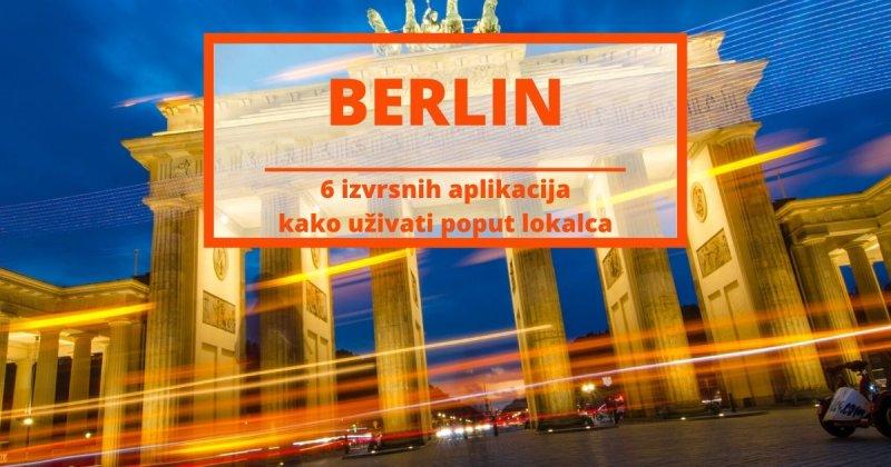 6 izvrsnih aplikacija kako proživiti Berlin poput lokalca