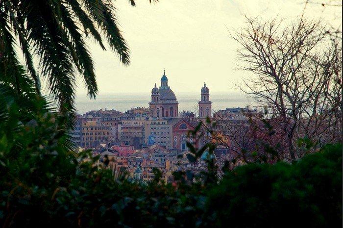 Genova vodič za backpackere