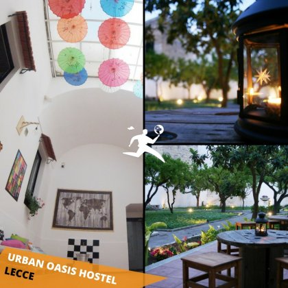 Urban Oasis Hostel a Lecce