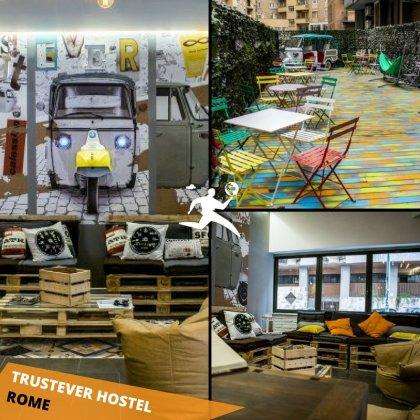 TrustEver Hostel in Rome
