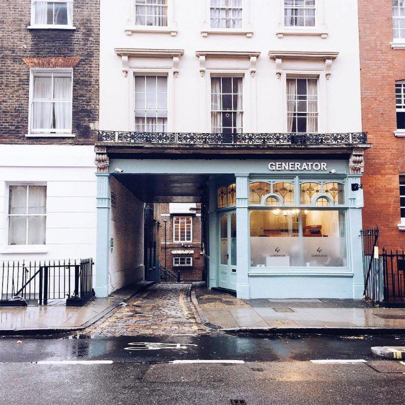 Generator Hostel, London