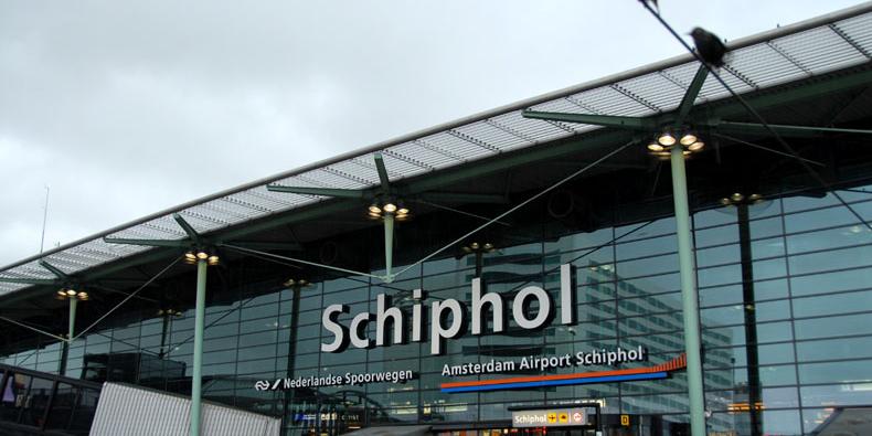 Schipol Amsterdam Airport