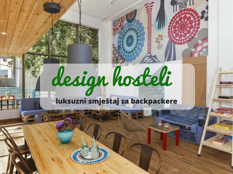 Upoznaj 12 najboljih design hostela diljem svijeta