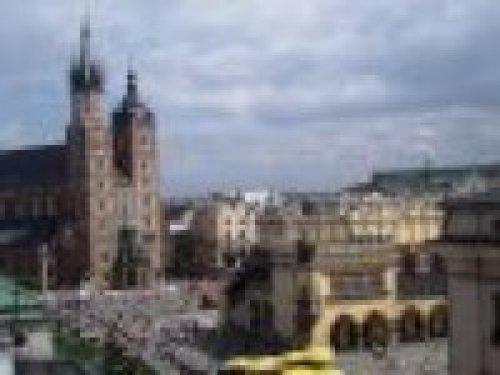 Krakkó...a város, aminek lelke van