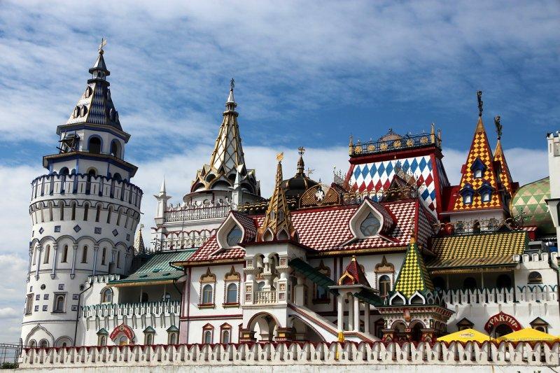 Il Cremlino di Izmajlovo