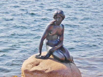 Sirenetta a Copenaghen