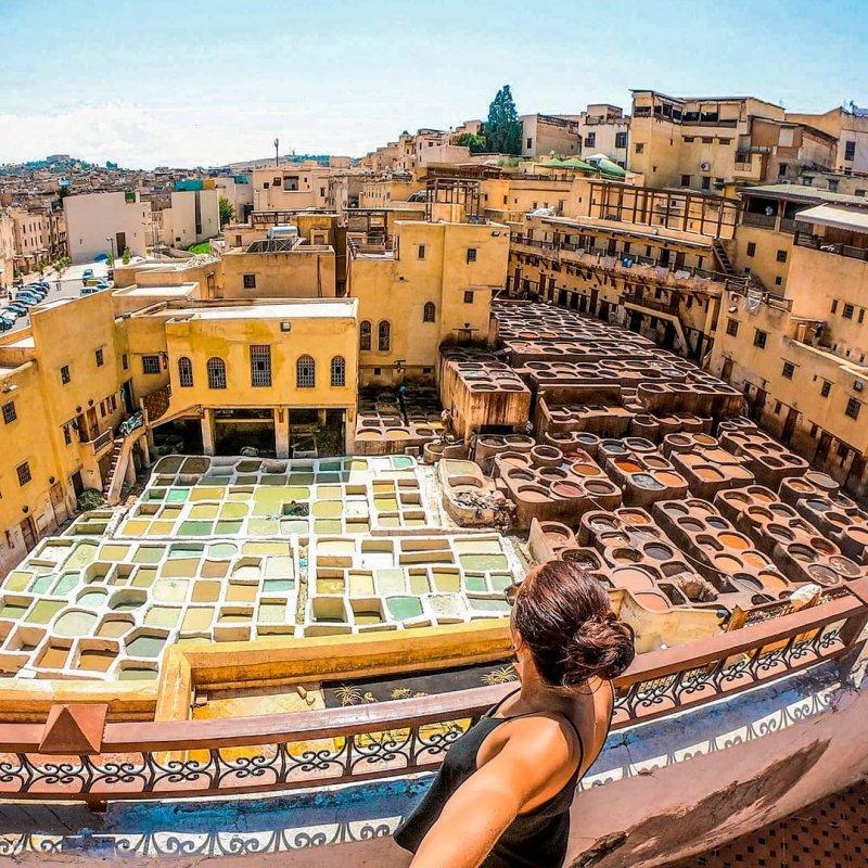 Viaggio di nozze low cost a Marrakech