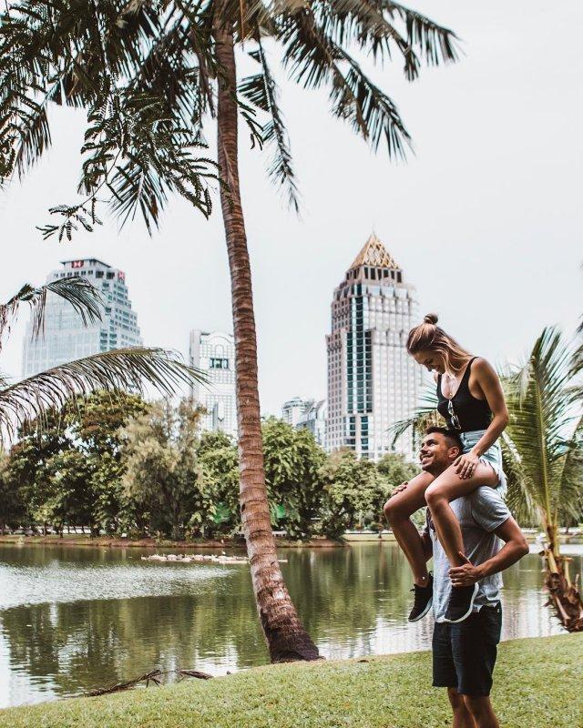 Viaggio di nozze low cost a Bangkok