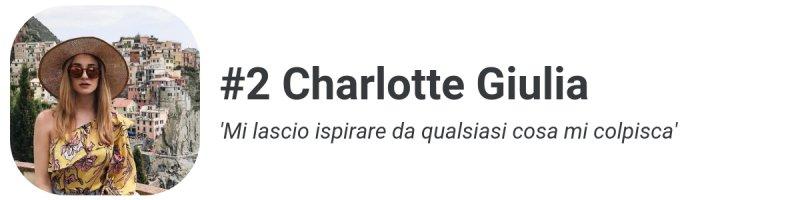 Sesto Potere #2: Charlotte Giulia