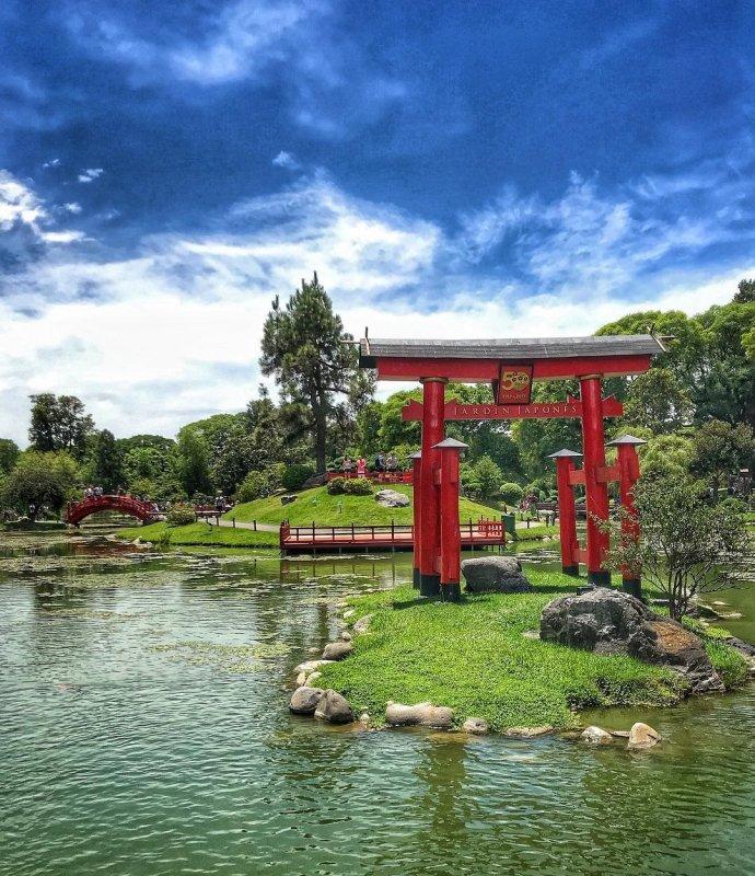 Il Giardino giapponese di Buenos Aires