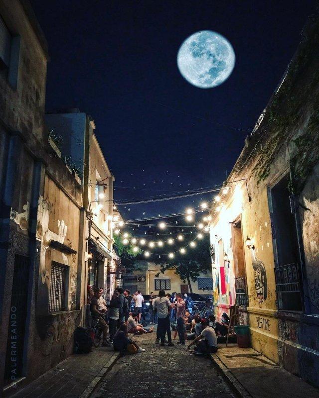 Nightlife a Palermo