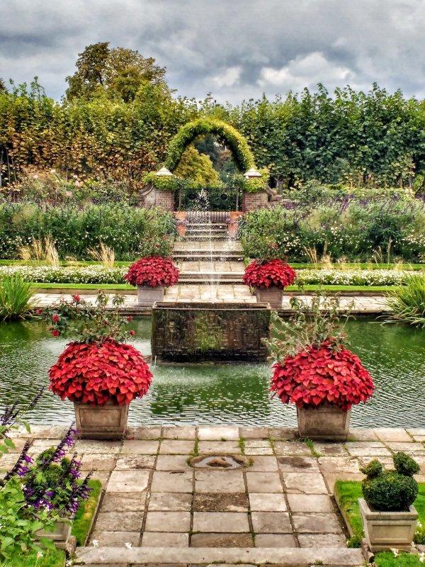 Cosa fare a Londra in coppia? Visitare i romantici giardini di Kensington