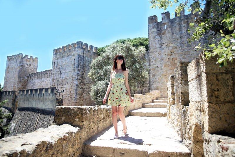 Viaggio in Portogallo consigli: il Castello di St.Jorge